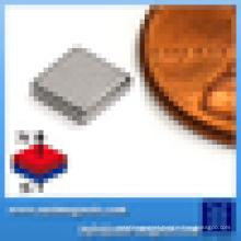 """N42 Neodymium Magnet 3/16x3/16x1/16"""" Rare Earth Magnet"""
