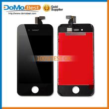 Piezas de reparación del teléfono móvil de panel frontal de iphone