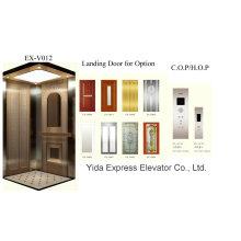 Ascenseur de maison de luxe du fabricant professionnel