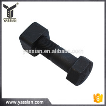 excavator hex high quality power plow bolt and nut