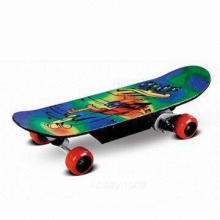 Electric Skateboard with PU Wheel Type, 150W Motor Power, and 3 to 6 Hours Charging Time