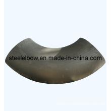 SA234 Wpb углеродных стальных труб Монтаж локоть