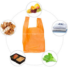 T Shirt Bags with Handles Shopping Bags
