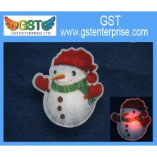 Light Up Christmas Snowman Decoration