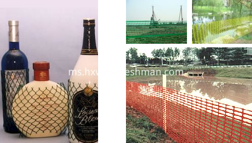 plastic mesh use