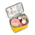 Non-Woven-Kühltasche, quadratische Lunch-Tasche, Mittagessen Box Lunch Bag