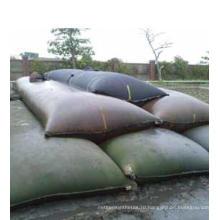 Геотекстильные трубы Geotube Geotextile Bag Flitter воды для песка грязи