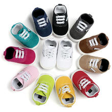 12 Color Baby Toddler First Walker Moccasins Infant Loafer