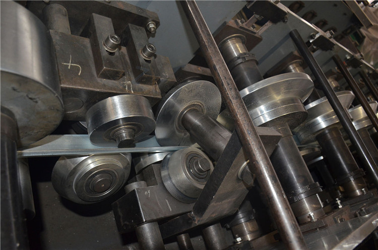 Z Purlins Cold Forming Machines
