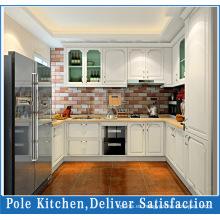 2016 Gabinete de cocina caliente del PVC de la venta