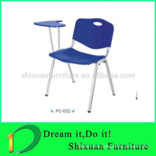 2015 new style practical economic plastic school chair