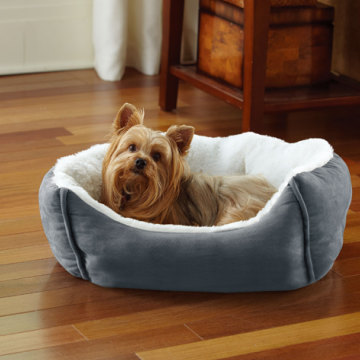 China for Offer Pet Beds,Soft Pet Bed,Round Pet Bed From China Manufacturer Pet Bed Micro suede supply to Italy Manufacturer