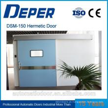 Porta de correr automática DSM-150 para hospital