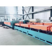cinturón neto metalurgia de polvos horno de sinterización