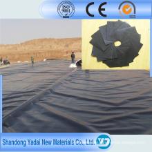 HDPE Geomembran für Teich- oder Deponieprojekte