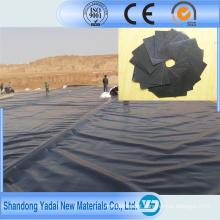 Geomembrana de PEAD para projetos de lagoas ou aterros