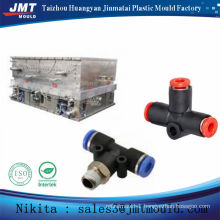 SMC pneumatic pipe fitting mould process