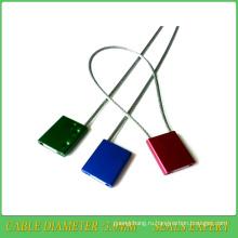 Уплотнение кабеля (JY3.0TZ), металлические пломбы охранные пломбы