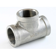 Ss Pipe Fittings-Tees