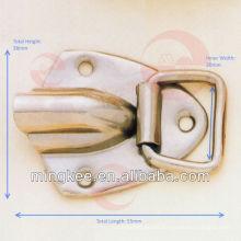 Accesorios de esquina de metal para bolso o estuche (P5-91S +)