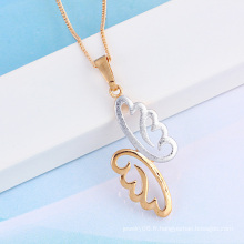 Xuping Fashion Jewelry Butterfly Pendant