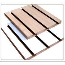 15mm Slot MDF Slatwall From Aiyang Group China Manufacturer