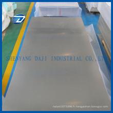 Plaque titanique de catégorie médicale d'ASTM B265 ASTM F67 Gr3