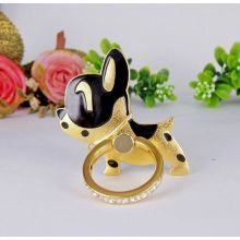 Ring button creative alloy