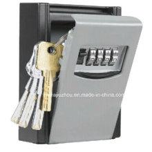 Combinação de chaveiro caixa de bloqueio de bloqueio chave (8278)