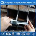 Zeitplan 40 quadratisches und rechteckiges Stahlrohr