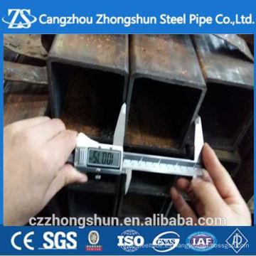 Tubo de acero hueco de la sección del rhs del surtidor de China
