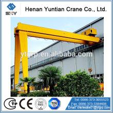 Yuntian !!! Double grue 25ton semi portique grue pour la construction