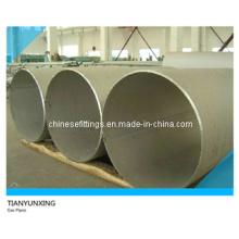 API TP304 Tp316 Tubes en acier inoxydable sans soudure/ERW