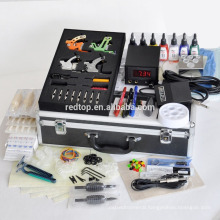 2015 professional tattoo kits 4 machine gun