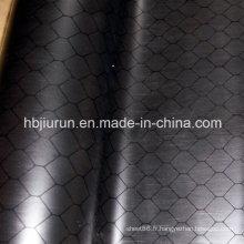 Rideau en PVC de grille d'ESD d'épaisseur de 0.8mm