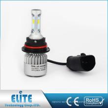 8000lm 9004 S2 Hi Lo Kit de faros LED Bombillas Seoul CSP 6000K Car Auto Conversion