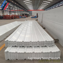 APVC Corrugated Plastic Roof Sheets For Industrial Building