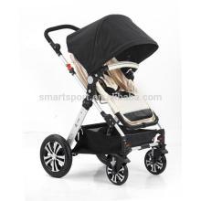 Nuevo estilo europa cochecito de bebé de lujo