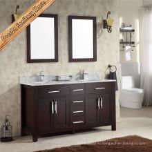 Оптовый современный шкаф ванной комнаты для североамериканских