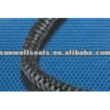 Glassfiber Rope Coated With Graphite