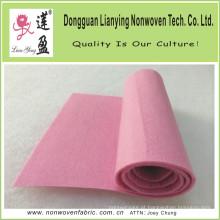 Perfurador de agulha rosa agradável feltro para artesanato