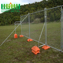 Hot sale removable welded temporary fence for Australia