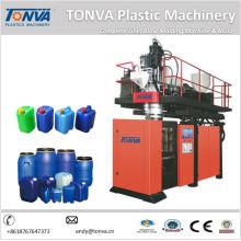 Tipo de moldeo por soplado de extrusor y máquina de soplado procesada de plástico PE