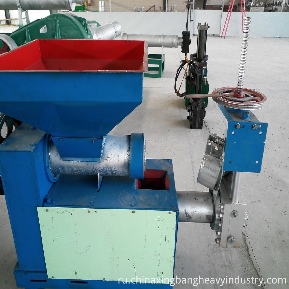 Bottle Plastic Shredder Machine