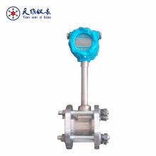 Digital counter Vortex Flow Meter for Compressed Air