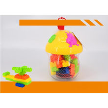 Gift Educational Toys Mushroom Jar Building Blocks