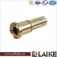 Steel SAE Flange 3000 Psi Hydraulic Straight Barb Fittings (87311)