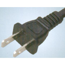 USA UL 2 Pin Extension Power Cords