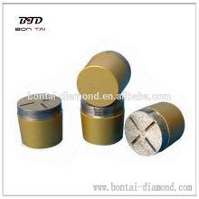 Tapones de diamante agresivos y eficientes