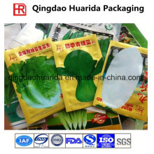 Seeds Packing Dried Seeds Foil Plastic Bags with Colorful Printing